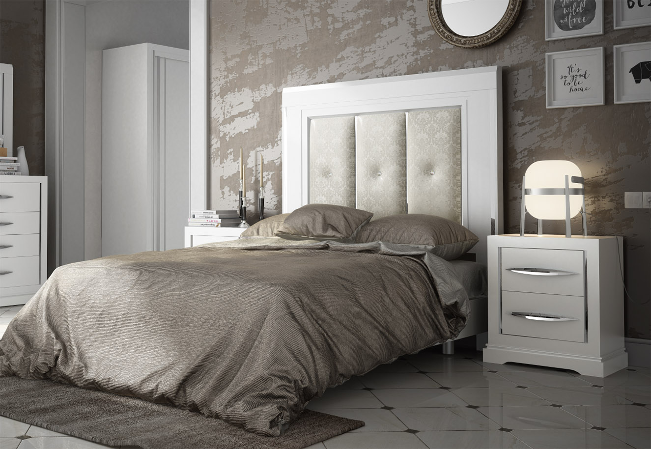 Muebles lvarez baixo mi o dormitorio decco white for Muebles alvarez
